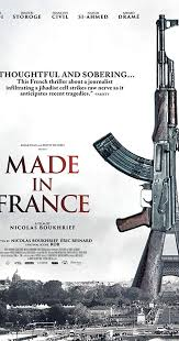 """Made in France"" Film Poster"